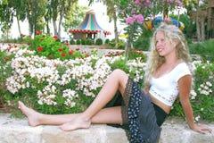Blond Girl Stock Photos