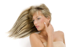Free Blond Hair Royalty Free Stock Images - 5815449