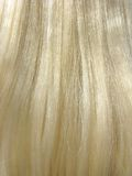 Blond hair backround Royalty Free Stock Images