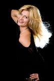 blond hair long Στοκ Εικόνες