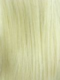 Blond hair texture background Royalty Free Stock Photography