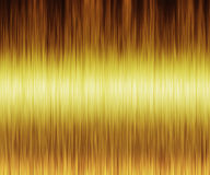 Blond hair texture. Digital generated sleek blond hair texture background Royalty Free Stock Image