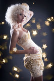 Blond Lady Stock Images