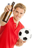 Blond man Royalty Free Stock Photography