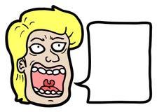 Blond man Royalty Free Stock Image
