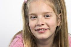 Blond meisje Royalty-vrije Stock Afbeelding