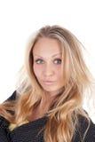 Blond meisje Royalty-vrije Stock Foto's