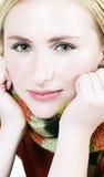 Blond meisje 5 Royalty-vrije Stock Afbeeldingen