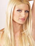 Blond model  Royalty Free Stock Photos
