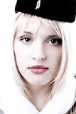Blond Portrait Stock Photos