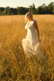 Blond portrait Royalty Free Stock Photo