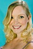 Blond portraits Stock Photography