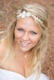 blond pretty woman Zdjęcie Royalty Free