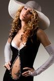 Blond sensuel photo libre de droits