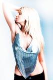 Blond Photographie stock libre de droits