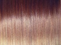 Hair background ombre fashion style abstract texture Stock Photography