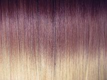 Hair background ombre fashion style abstract texture Royalty Free Stock Photo