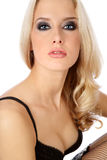 blond skönhet Arkivfoton