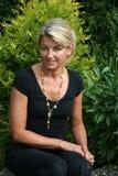 blond svensk Arkivfoto