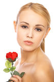 Blond Sweety Royalty Free Stock Photography