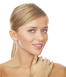 Blond Sweety Royalty Free Stock Photos