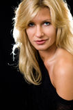blond woman Στοκ εικόνα με δικαίωμα ελεύθερης χρήσης