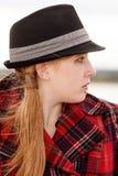 Blond woman Stock Photos