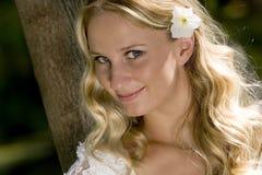 blond zbliżenie kobieta Zdjęcie Stock