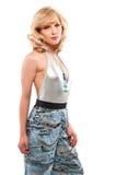 Blonde Royalty Free Stock Image