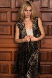 Blonde Royalty-vrije Stock Foto