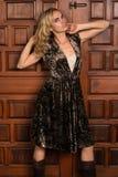 Blonde Royalty-vrije Stock Foto's