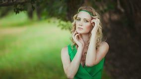 Blonde Royalty-vrije Stock Afbeelding