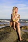 Blonde Stock Fotografie