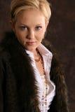 Blonde Art und Weise cp3 Lizenzfreie Stockfotografie