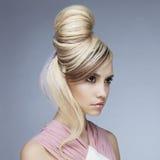 Blonde atractivo Fotografía de archivo libre de regalías