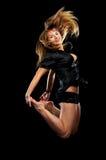 Blonde attraente fotografie stock libere da diritti