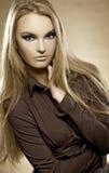 Blonde babe Stock Photography
