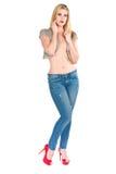 Blonde Stock Image