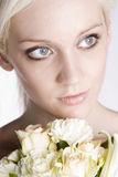 Blonde beauty Royalty Free Stock Photo