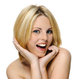 Blonde Beauty Royalty Free Stock Photo