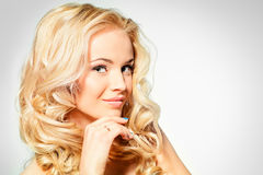 Blonde beauty Royalty Free Stock Photography