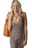 Blonde Bombe Lizenzfreies Stockfoto
