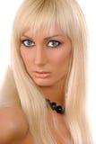 Blonde bonito Fotos de Stock Royalty Free