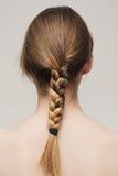Blonde Borte Stockfoto