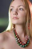 blonde* del *The Fotografia Stock