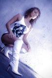 Blonde Fashion Royalty Free Stock Image