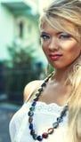 Blonde Frauen Stockbilder