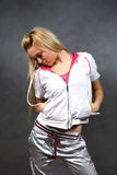 Blonde girl Royalty Free Stock Image