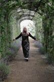 Blonde girl. royalty free stock photos