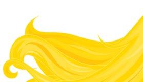 Blonde hair Royalty Free Stock Image